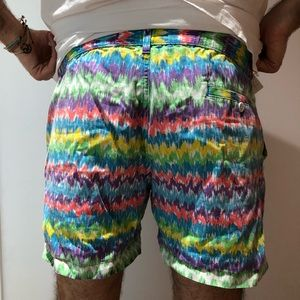 Great Condition Chubbies Crazy Color Shorts